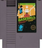 Baseball - Classic NES Nintendo Game