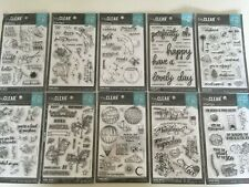 Hero Arts Poly Clear Stamp Set You Pick New