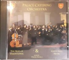 Palace Catering Orchestra The Best of Traditional and Gypsy Free Music CD