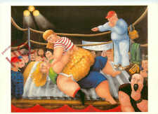 Picture Postcard_ Maria Schuurman, Hup Jo, Wrestling [Art Unlimited]