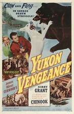 YUKON VENGEANCE Movie POSTER 27x40