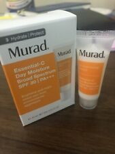 New Murad Essential-C Day Moisture Broad Spectrum Spf 30 Pa+ 0.33 Fl.Oz
