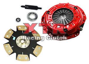 XTR STAGE 4 CLUTCH KIT ftis 81-85 TOYOTA CELICA ST GT GTS 2.4L SUPRA 2.8L SOHC