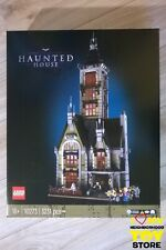 IN HAND READY TO SHIP - LEGO 10273 CREATOR EXPERT HAUNTED HOUSE (2020) - MISB