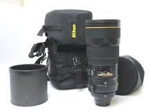 Nikon AF-S Nikkor 300 mm f/2.8 G II ED VR II SWM Used Excellent Condition