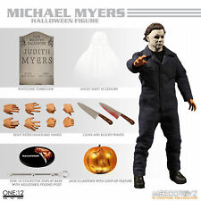 Michael Myers ONE:12 Collective Mezco Figure - Horror - Halloween (1978) - New