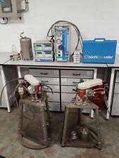 BuchiGlasuster BPC 1210 Volumetric Gas BEP 280 Autoclave Buchi Pressflow Glass