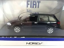 Fiat Nuova Croma 2005 - Bleu métal - NOREV 1/43 VOITURE 771048