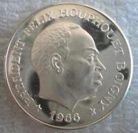2018 Ivory Coast 2 Ounce Ultraviolet Landmarks At Night London Eye Silver Coin