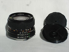MINOLTA MD fit PROMASTER MC 28 mm f 2.8 LENS