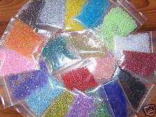 10 000 Beads 20 Different Colours. Great Value
