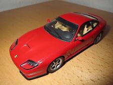 Ferrari 550 von 1996, rot, 1:43, PMA/MInichamps