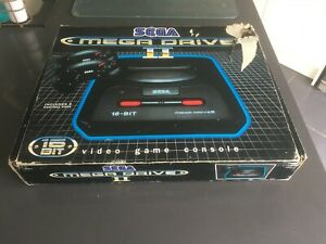 SEGA MEGADRIVE 2 - MEGA DRIVE II - BOXED - **GREAT CONDITION** - WITH GAMES