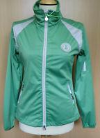 Covalliero Damen Reitjacke,Softshelljacke, grün,Gr.XS/34