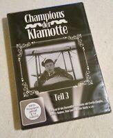 Champions der Klamotte Teil 3 2010 NEU OVP Chaplin Keaton Laurel Hardy Sennet