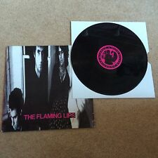 * German * Flaming Lips - In A Priest Driven Ambulance : 1990 Black Vinyl