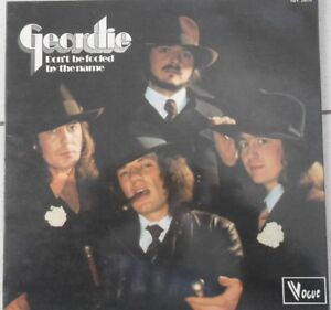 Geordie Don't Be Fooled By The Name 33T LP french vogue RBY 28015 johnson AC/DC