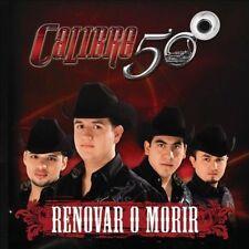Calibre 50 : Renovar O Morir CD