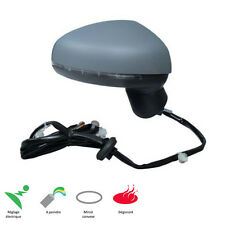 Rear View Mirror Audi A1 8X 05/2010-05/2015 Passenger LHD Electric Defroster