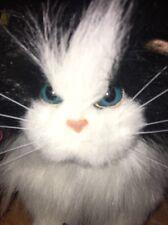 NIB Hasbro FurReal Friends Lulu's Walkin' Kitties-Black & White Kitten Cat