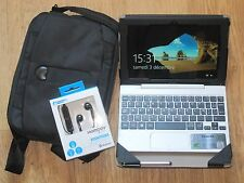 Toshiba Click Mini L9W-B-102 PC Portable 2-en-1 + Plusieurs accessoires