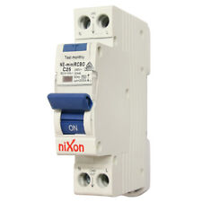 25AMP - RCBO Single Module 6kA - Single Safety Switch for Switchboard