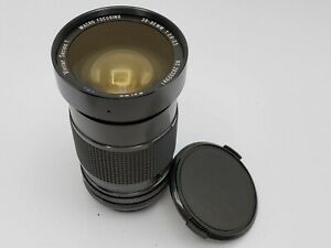 Vivitar Series 1 28-90mm F2.8-3.5 Zoom Lens for Canon FD Mount SLR Cameras *READ