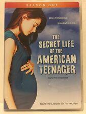 The Secret Life of the American Teenager - Season One (DVD, 2008, 3 Disc Set)