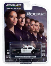 Greenlight Ford Crown Victoria Police Interceptor 08 LAPD The Rookie 44900 1/64