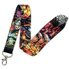 Retro X-Men Lanyard