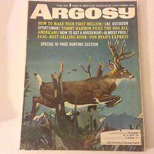 Argosy Magazine Make Your First Million October 1964 052217nonrh