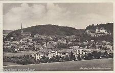 Burgdorf Emmental AK 1934 Panorama mit Bezirkskrankenhaus Schweiz Suisse 1610421