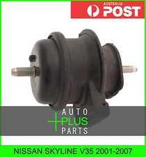 Fits NISSAN SKYLINE V35 2001-2007 - Engine Motor Steady Mount Rubber (Hydro)