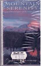 Mountain Serenity Mc  Cassette New Age Natura Rilassante Nature's Harmony