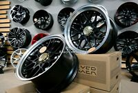 New 18 inch 5X120 HAXER DEEP DISH BBS RS II 2 style alloy wheels for BMW E39 E60