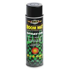Boom Mat Spray-On Sound Deadener 18oz Can Noise Insulating Undercoat DEI 050220