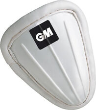 Gunn & Moore Cricket Sports Batsman Protection Padded Abdominal Guard White