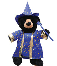 """8"""" WIZARD COSTUME WITH WAND MAGIC FITS 8 inch /20cm TEDDY BEAR CLOTHES"""