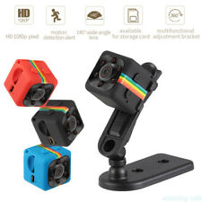 SQ11 Full HD 1080P mini coche DV DVR espía cámara ocultada videocámara IR visión