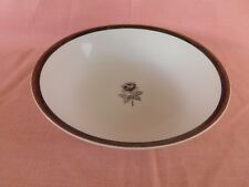 """New listing Meito Fine China Twilight Rose 9"""" Vegetable Serving Bowl *have more items to set"""