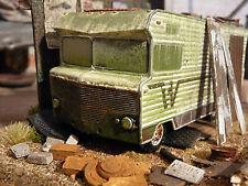 Winnebago Brava Wohnmobil Camper Bj.1973 - Scheunenfund Diorama im Maßstab 1:43