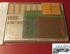 4Ground 28S-FAB-080 Gun Store Collection Twin Peaks Shopping Mall Shop Terrain