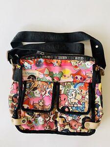 tokidoki LeSportsac Spiaggia Stellina Crossbody Messenger Bag