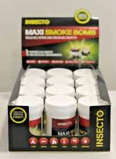 Cockroach Killer- INSECTO maxi smoke insect killer (31g)