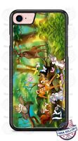 Disney Bambi and friends Phone Case for iPhone X 8 PLUS Samsung Google LG etc