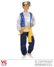 Boys Arab Prince Costume for Ali Aladdin Sultan Sheik Fancy Dress