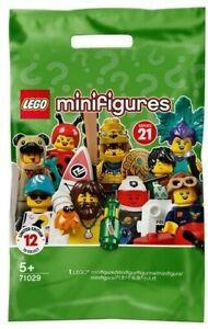 LEGO Minifigures Series 21 Mini Figures 71029 Pick / Choose Your Figure