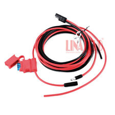 use for motorola Gm300 Gm3188 Gm950 Cm140 car two way radio power cord line