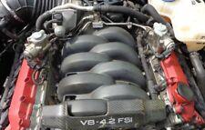 Audi RS4 Motor 4.2 FSI BNS RS 4 V8 420PS 309KW Moteur Engine