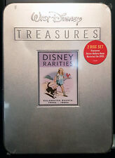 Disney Treasures Disney Rarities - DVD raro, introvabile